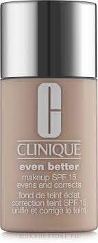Clinique Even Better <b>Makeup</b> SPF15 - <b>Тональный крем</b> ...