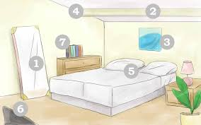 feng shui bedrooms and simple on pinterest bad feng shui bedroom