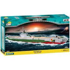 цены на блочный <b>конструктор Cobi</b> Подводная лодка <b>ORP</b> Orzel