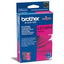 Купить <b>Картридж</b> для струйного принтера <b>Brother LC1100M</b> в ...