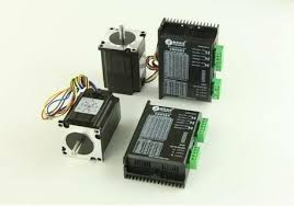 Single Phase <b>Leadshine Stepper Motor</b> & <b>Drive</b>, Voltage: 220 And ...