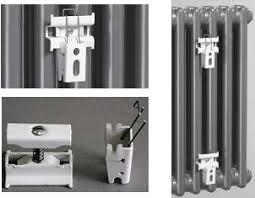 Крепежные и монтажные элементы для радиаторов Zehnder