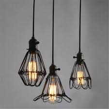ceiling lantern pendant lighting novelty loft style home pcs edison vintage pendant lights rustic hanging ceiling bathroom fans middot rustic pendant