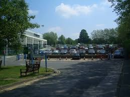 Image result for photos of  royal marsden sutton car park