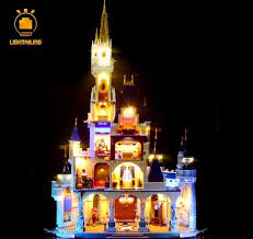 <b>LIGHTAILING LED Light</b> kit forLEGO Disney Princess The Disney ...