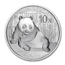 <b>2015</b> 1 oz ¥10 CNY <b>Chinese</b> Silver <b>Panda</b> Coin | European Mint