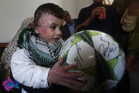 Image result for احمد دوابشه، کودک 5 ساله فلسطینی