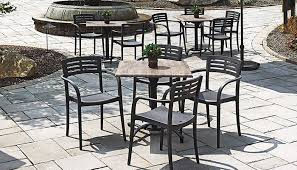 vogue resin cafe chairs flex offset patio umbrellas amazing patio furniture home
