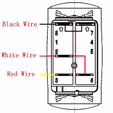 on off on rocker switch wiring solidfonts 20 amp off road rocker switch wiring diagram automotive