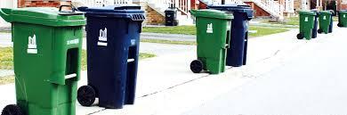 Recycling, Organics & <b>Garbage</b> – City of Toronto