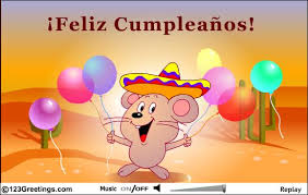Happy Birthday' Wish In Spanish! Free Specials eCards, Greeting ... via Relatably.com