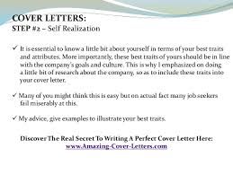 Help me write a cover letter Amazing-Cover-Letters.com; 4.