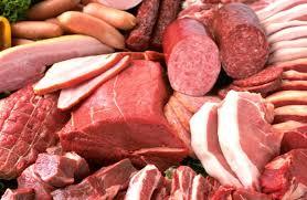 Resultado de imagen de carne roja procesada cancer