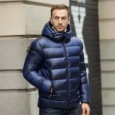 2019 High Quality 90% White Duck Down <b>Jacket</b> men <b>coat</b> Snow ...