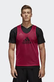 <b>Манишка</b> мужская <b>Adidas</b> Trg <b>BIB</b> 14, цвет: розовый. <b>F82134</b> ...
