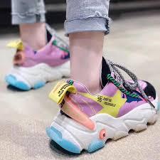 <b>RY RELAA women's sneakers shoes</b> 2018 <b>fashion</b> luxury <b>shoes</b> ...