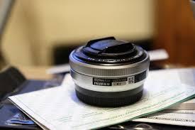 Обзор от покупателя на <b>Объектив FUJIFILM XF</b> 27mm f/2.8 silver ...