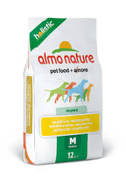 <b>Сухой корм Almo Nature</b> Holistic - Medium Puppy&Chicken