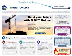 how to write a job description using onet to research job descriptions