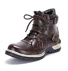 RD <b>FASHION Men's</b> Synthetic Leather <b>Boots</b> Rough and Tough ...