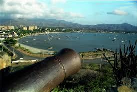 Sito histórico en Margarita