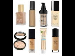 best foundations for oily skin types