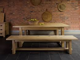 Dining Room Furniture Oak Dining Table Delilghtful Decorating Ideas Using Rounded Brown
