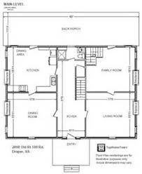 Colonial Floor Plans   VAlineHistoric Colonial House Floor Plan