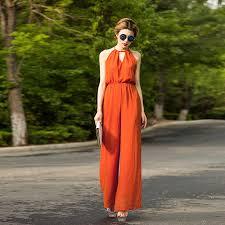 <b>Women</b> Lace Red <b>Jumpsuit</b> Party <b>Summer Chiffon</b> Formal Elegant ...