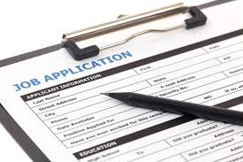 should you follow up employers when applying for jobs job application form isolated