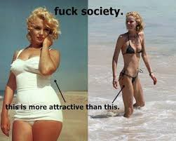 Why Is It Suddenly Cool to Hate on Skinny Girls? via Relatably.com