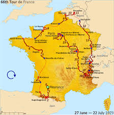1979 Tour de France, Prologue to Stage 12 - Wikipedia