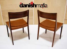 modern solid rosewood dining set mid century danish modern rosewood dining chairs eames
