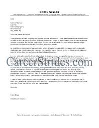 science teacher cover letter sample for teacher cover letter elementary school teacher cover letter sample for teacher cover letter samples