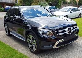 <b>Пороги</b> (<b>подножки боковые</b>) Mercedes GLC C253 Coupe / X253 <b>SUV</b>