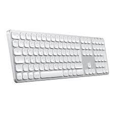 <b>Клавиатура</b> беспроводная <b>Satechi Aluminum</b> с цифровым блоком ...