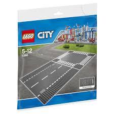 Купить конструктор <b>Lego City 7280 Перекресток</b> (Лего Сити ...