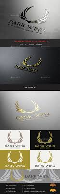 17 best ideas about wings logo logo inspiration dark wing