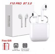 <b>F10</b> Pro <b>TWS Wireless</b> Bluetooth Earphone In Ear Earphone ...