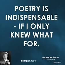 Jean Cocteau Poetry Quotes | QuoteHD