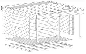 summerhouse ian c plan ian c 3d big garden office ian