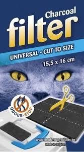 <b>Moderna универсальный фильтр</b> для туалета 15х16 см, (7031863)