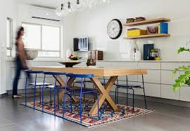 amazing house renovation review for interior ideas chic light wood kitchen table and blue dining amazing light wood