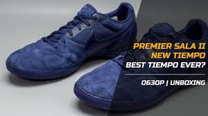 Футзалки <b>Nike Tiempo</b> Premier <b>II</b> Sala AV3153-441 ОБЗОР ...