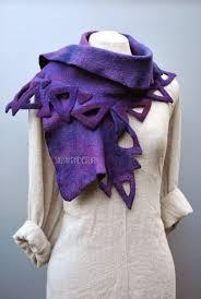 <b>Сказки</b> войлока Журнал мастер-классов | <b>Валяные</b> шарфы | Wool ...