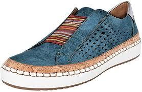 Puimentiua Women Comfortable Sneaker Casual ... - Amazon.com
