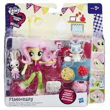 Игрушка <b>Equestria Girls мини</b>-<b>кукла</b> с акс, в ассорт.