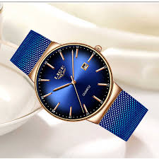 <b>LIGE Fashion</b> Brand Girl Diamond Dial Women Watches Luxury ...