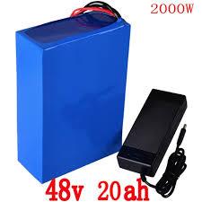 <b>48V 1000W 1500W 2000W</b> battery pack 48v 35ah electric bike ...