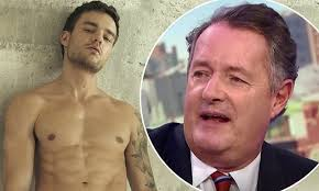 Piers Morgan slams Liam Payne's 'ridiculous' <b>Hugo Boss</b> campaign ...